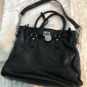 Large black Michael Kors Bag